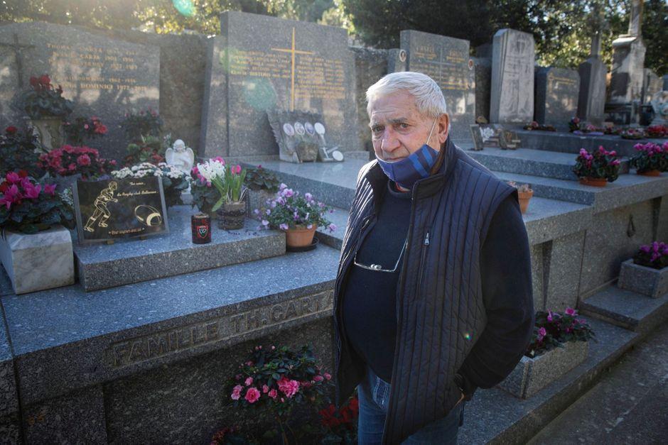 """Janot Dominici, père en colère : """"Je m'en veux. On aurait pu sauver Christophe"""""""