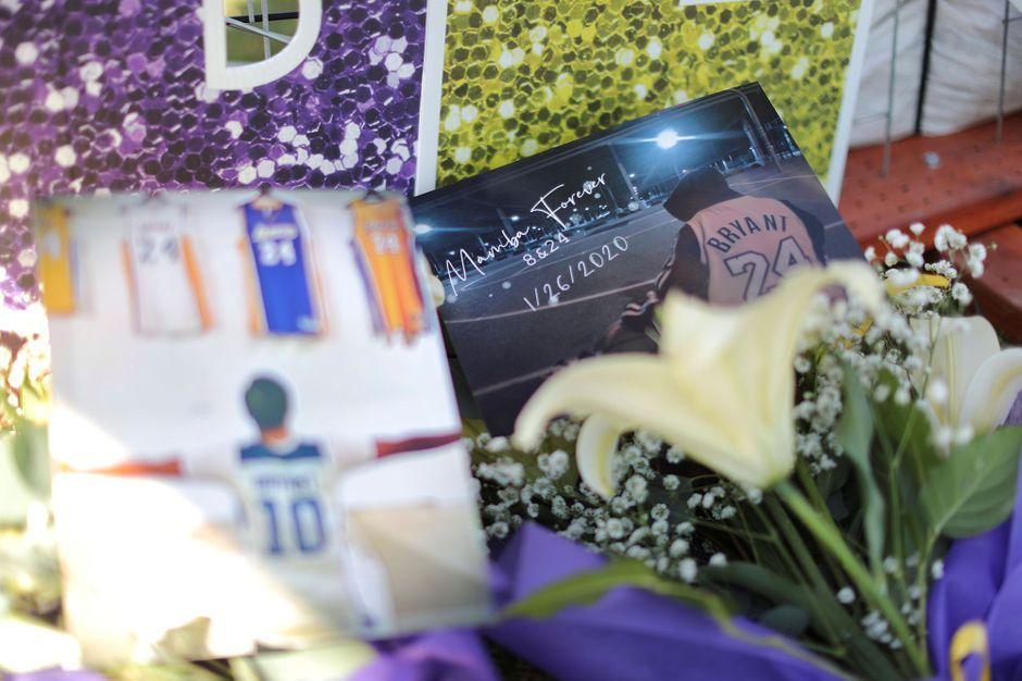 Mort de Kobe Bryant : les causes de l'accident d'hélicoptère révélées - Paris Match
