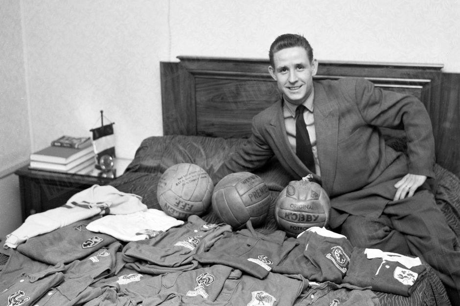 Raymond Kopa, premier français du Real Madrid
