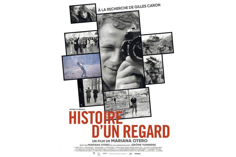 """""""Histoire d'un regard"""", de David Dufresne, nominé au César du meilleur film documentaire 2021 - Cultea"""