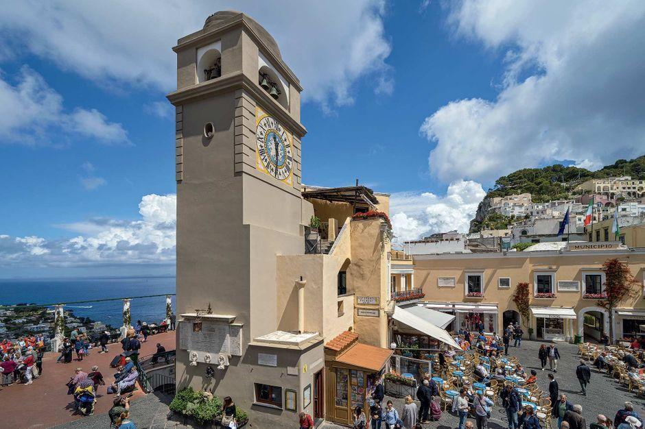 Capri, mieux que si vous y étiez !