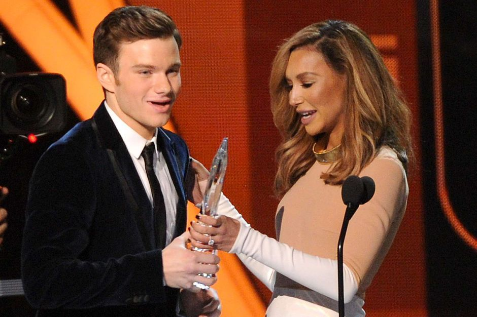 "Chris Colfer's moving tribute to ""Glee"" – Archyworldys"