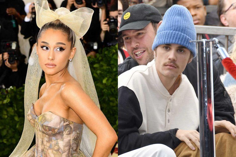 Accusés d'avoir gonflé les ventes de leur single, Ariana Grande et Justin Bieber ripostent