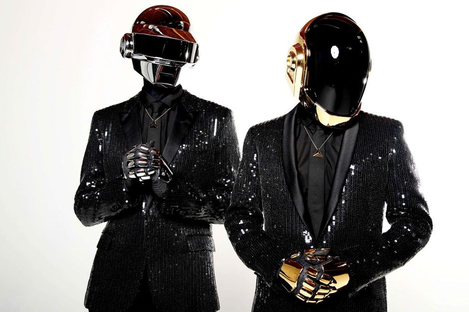 Les Daft Punk se séparent - Paris Match