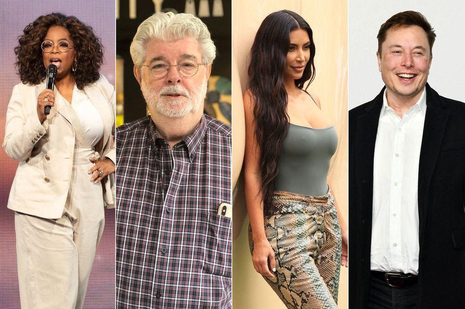 17 personnalités américaines millliardaires