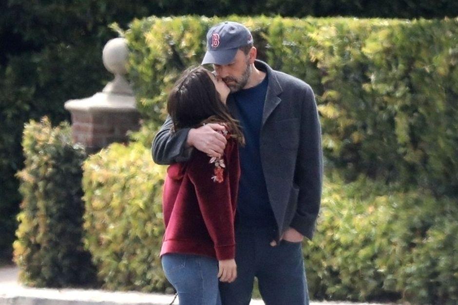 Ana de Armas et Ben Affleck, amoureux et comme seuls au monde