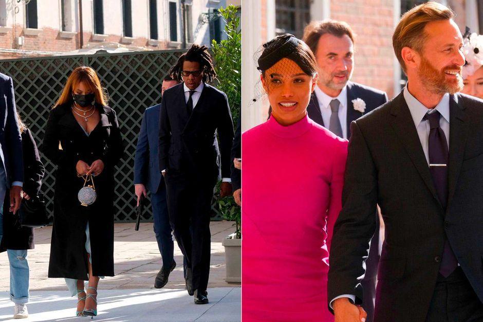 Beyoncé, Jay-Z et David Guetta, prestigieux invités du mariage d'Alexandre Arnault