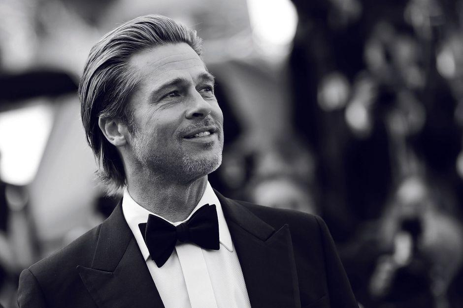 Brad Pitt, sexy mais seul