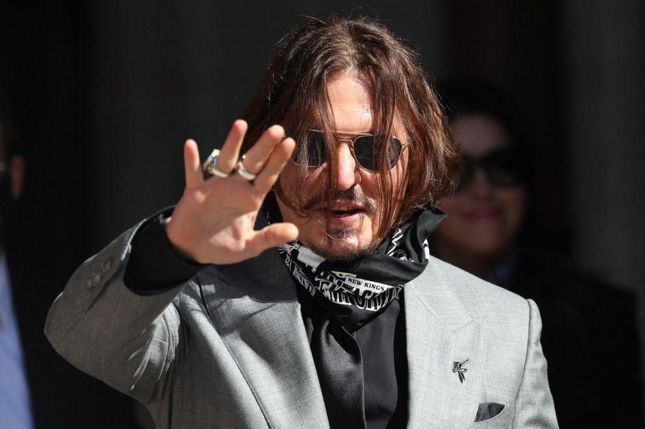 Drogenfilm Johnny Depp