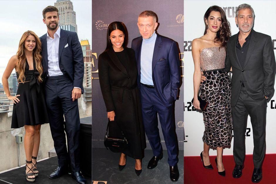 Les couples de stars avec une grande différence d'âge