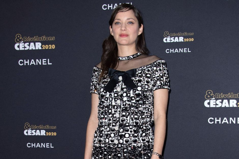 Marion Cotillard Publishes A Magnificent And Rare Family Photo