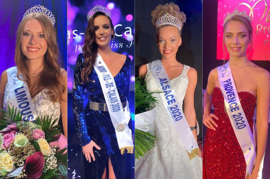 Miss France 2021 : découvrez les 29 Miss régionales