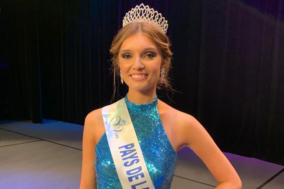 Miss France 2021 : qui est Julie Tagliavacca, Miss Pays de la Loire ?