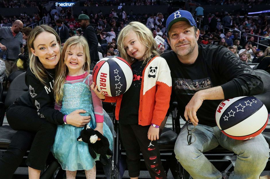 Olivia Wilde et Jason Sudeikis, rare sortie avec leurs enfants Otis et Daisy
