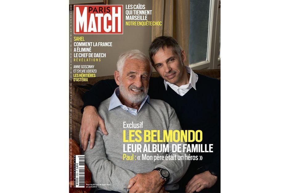 """Paul Belmondo: """"Mon père était un héros"""""""