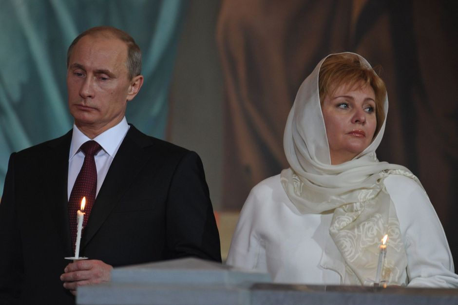 Как большевики заложили мину под брак Владимира Путина