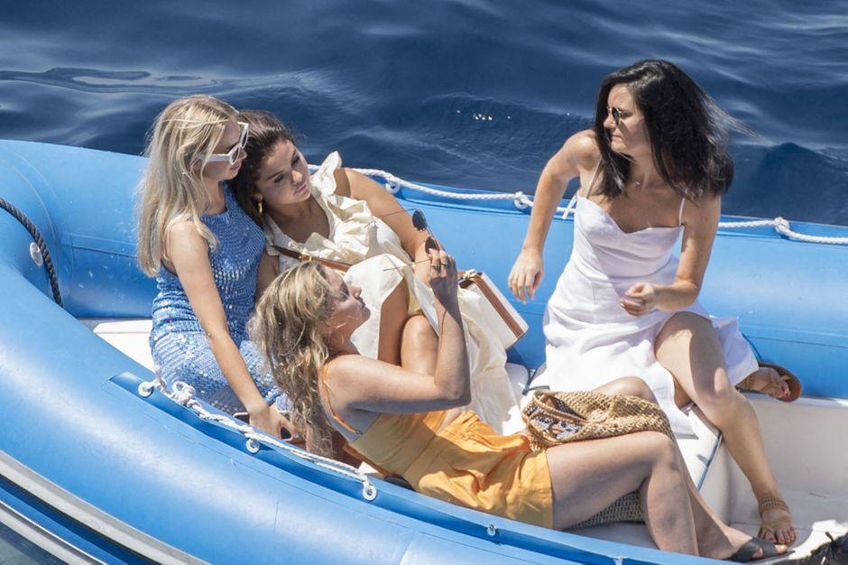 Selena Gomez savoure la dolce vita à Capri