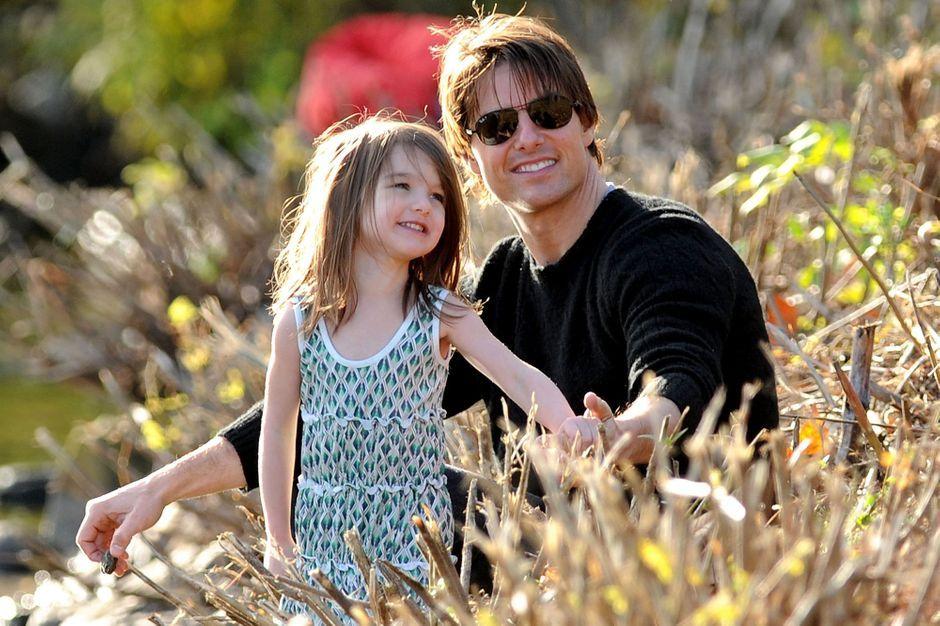 Suri et Tom Cruise, leurs jours heureux