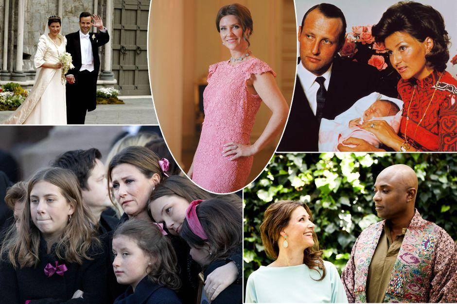 La princesse Märtha Louise de Norvège a 50 ans : sa vie en 18 moments clés