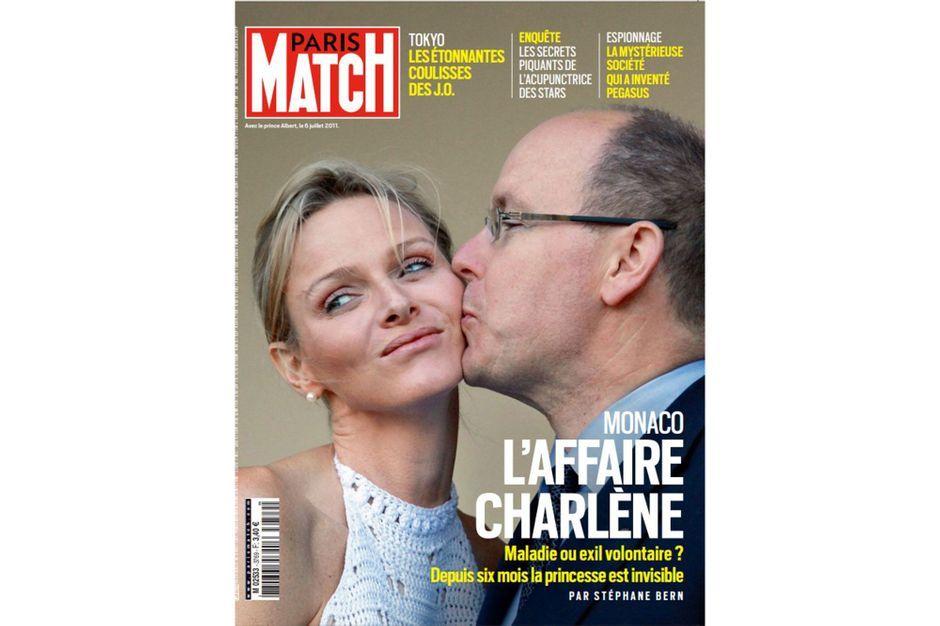 Monaco : L'affaire Charlène, par Stéphane Bern