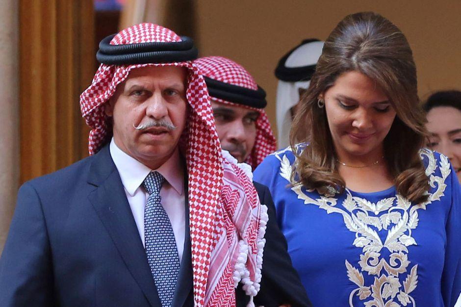 Un Nouveau Bebe Dans La Famille Royale Jordanienne