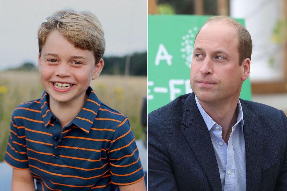 George, jeune prince engagé pour l'écologie : l'anecdote du prince William