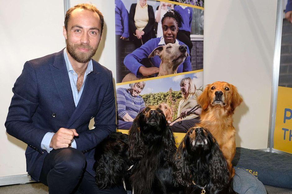 James Middleton lance une fondation pour le bien-être animal