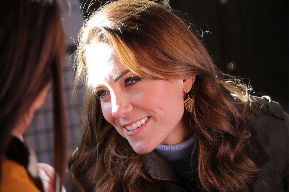 Kate Middleton révèle sa photo préférée de la princesse Charlotte
