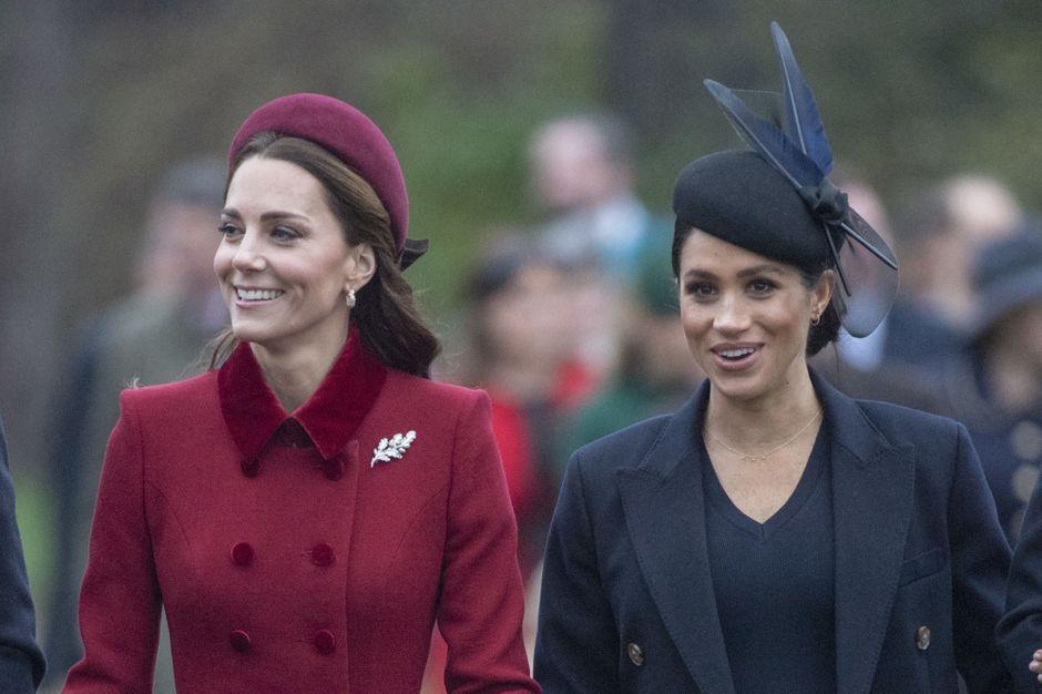 """Meghan Markle dit qu'elle n'a """"jamais"""" été bien accueillie ou soutenue par Kate Middleton"""