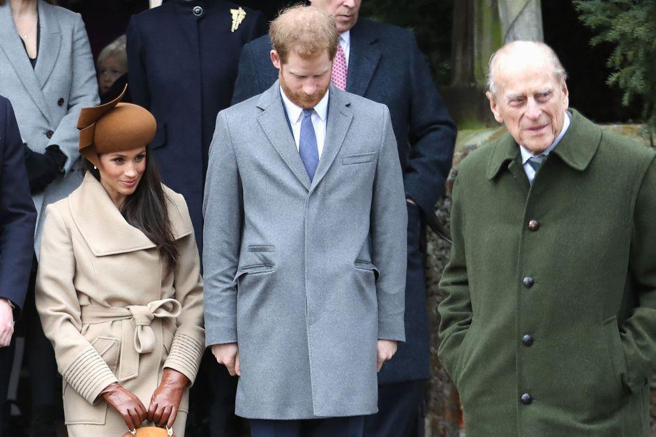 Meghan Markle, la nouvelle Wallis Simpson pour le prince Philip