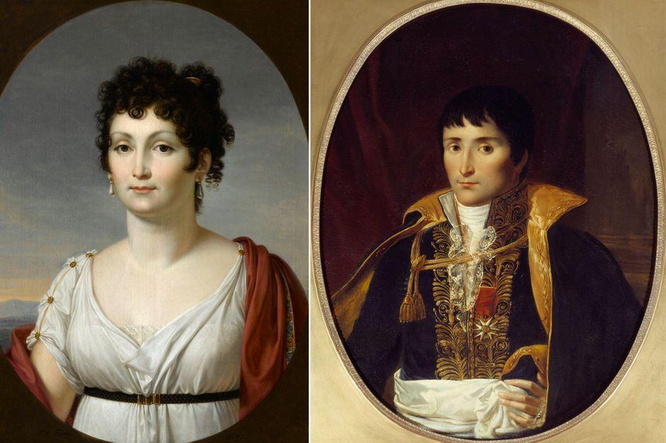Alexandrine, la femme qui fit rompre Napoléon Bonaparte avec son frère Lucien