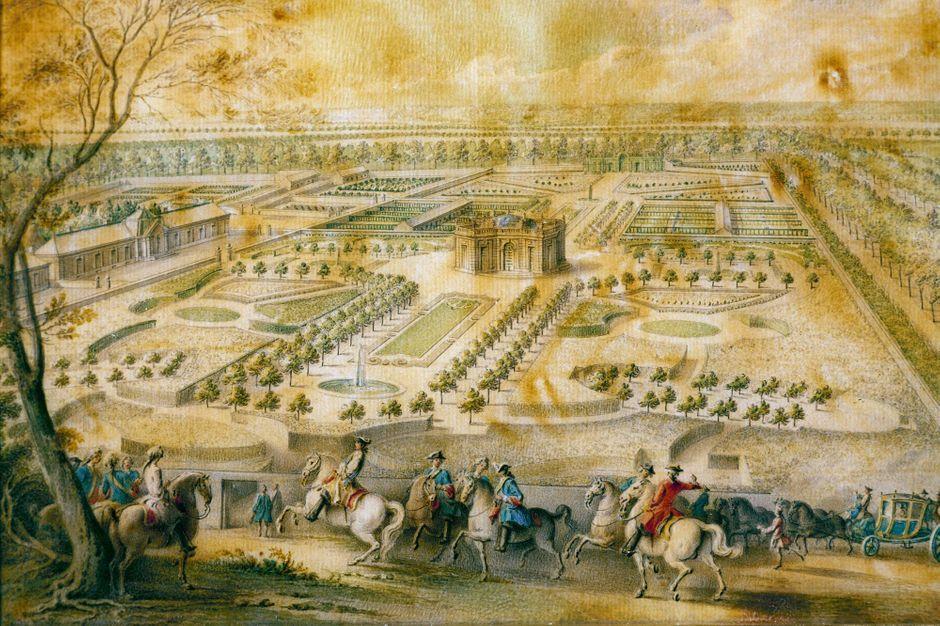 Avant la reine Marie-Antoinette, Versailles possédait un jardin botanique de 4.000 espèces
