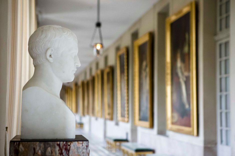 L'ombre de Napoléon plane plus que jamais sur le château de Fontainebleau