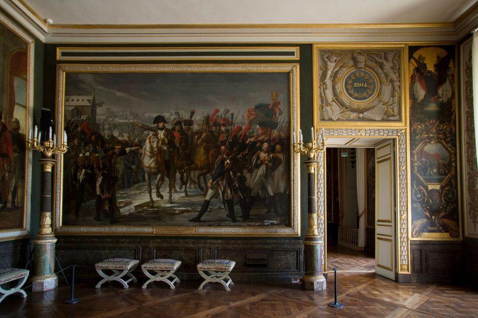 Napoléon à l'honneur au château de Versailles pour les Journées du patrimoine