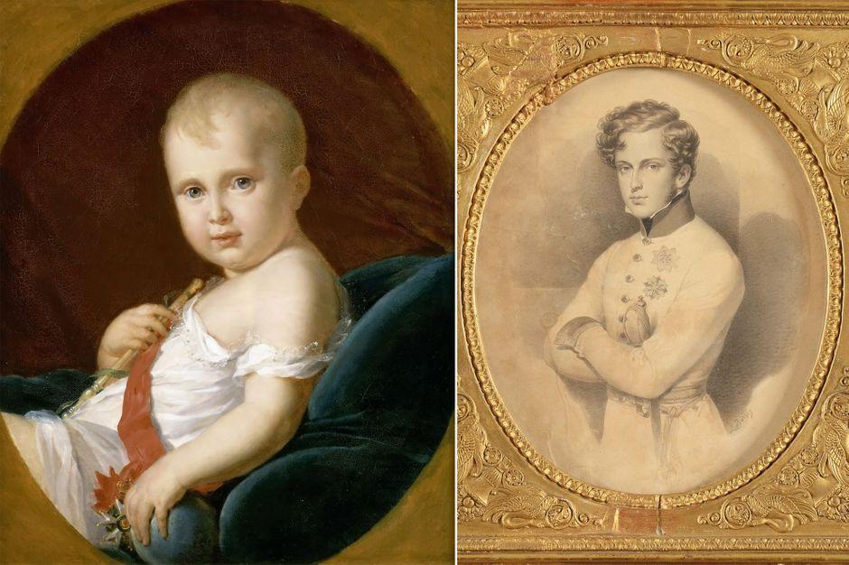 Royautés, le saviez-vous ? - Qu'est devenu le roi de Rome, le fils de Napoléon Ier ?