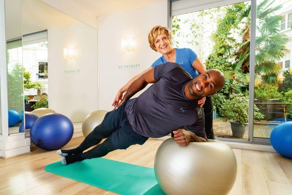 Musculation : la méthode révolutionnaire de Teddy Riner