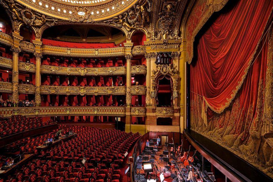 Opéra de Paris : les mystères de la loge impériale