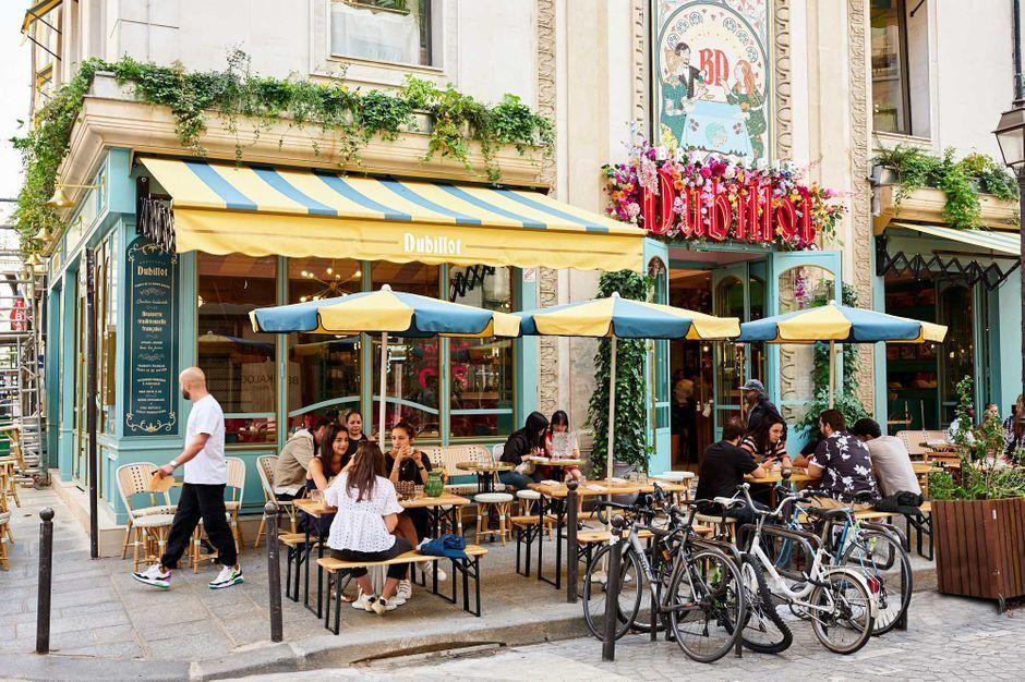 La Brasserie Dubillot, maxi bon et mini prix
