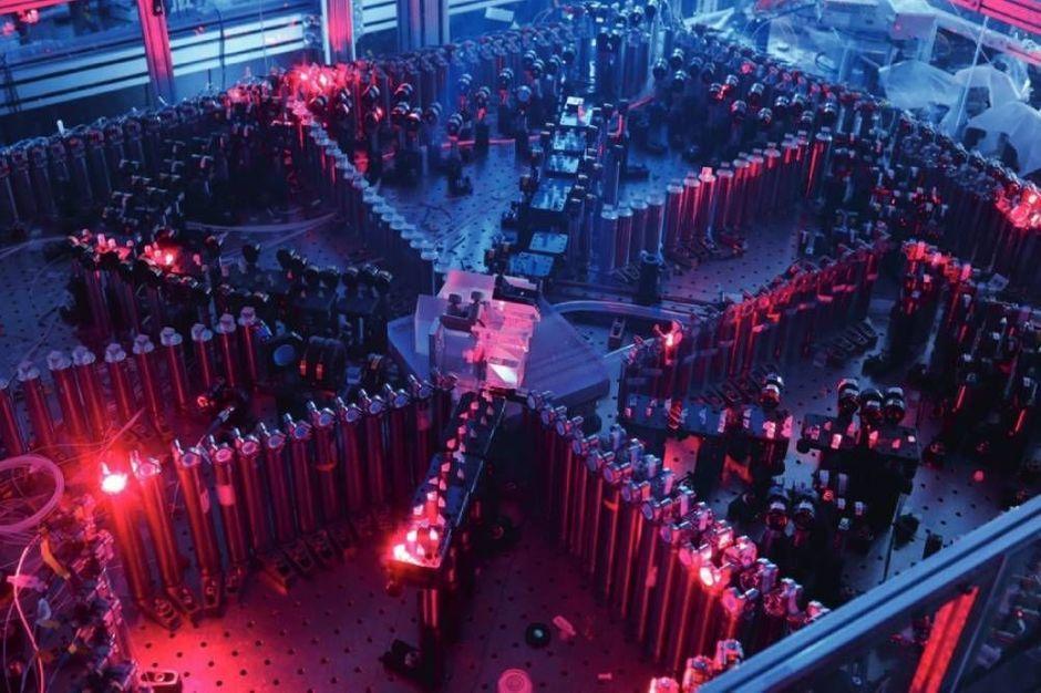 Superordinateur : le cantique du quantique - Paris Match