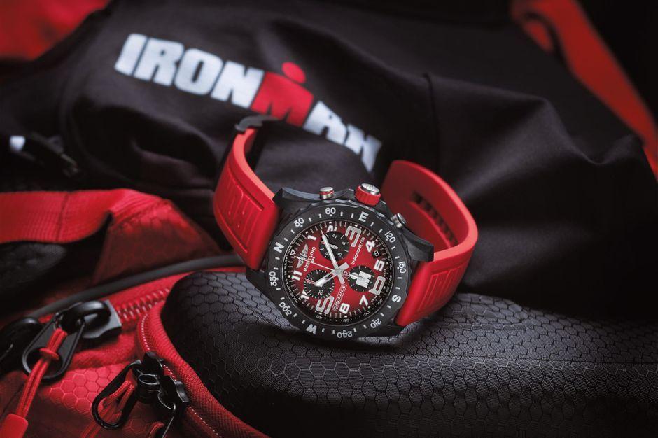 IRONMAN et Breitling lancent les montres Endurance Pro IRONMAN