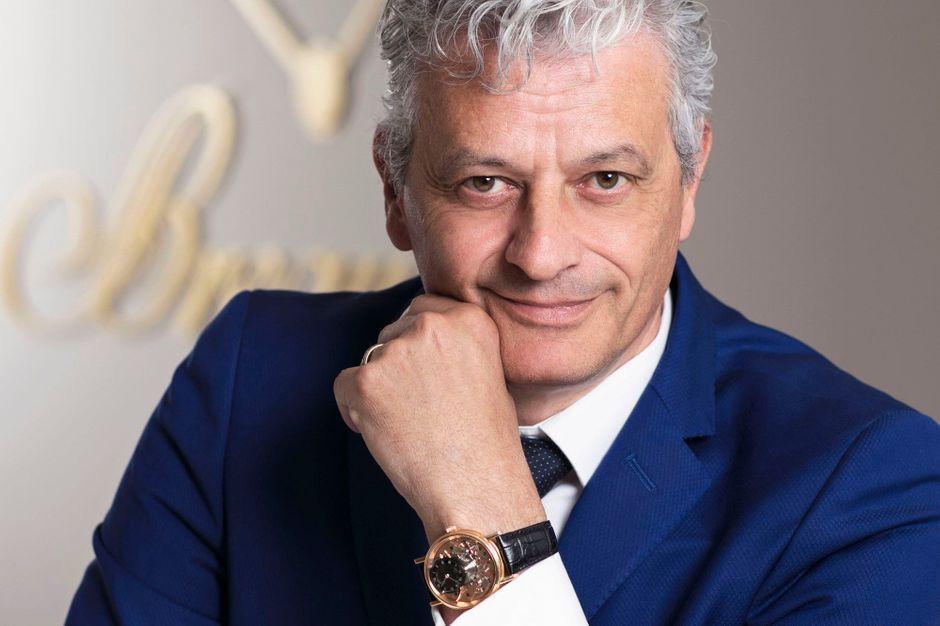 Lionel a Marca : nouveau CEO de la Maison Breguet