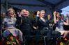 Une famille royale complice pour le bal national belge
