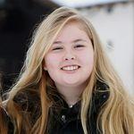 Catharina-Amalia des Pays-Bas