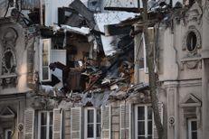 Cinq blessés dont deux graves dans l'explosion d'un immeuble à Boulogne-Billancourt