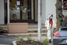 """""""L'homme-panda"""" menaçait de se faire exploser avec une bombe en chocolat"""