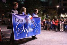 """Sophie, étudiante française tuée en Australie : """"Vous avez attaqué une femme sans défense"""""""
