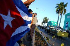 A Cuba, des funérailles dans l'intimité pour Fidel Castro