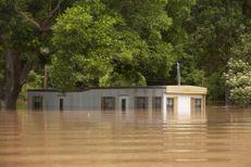 Au Texas, les inondations ont tué sept personnes