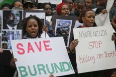 Burundi : point mort à Arusha