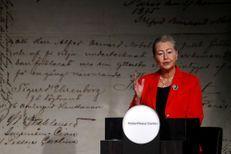 Décès de la présidente du comité Nobel de la paix, Kaci Kullmann Five